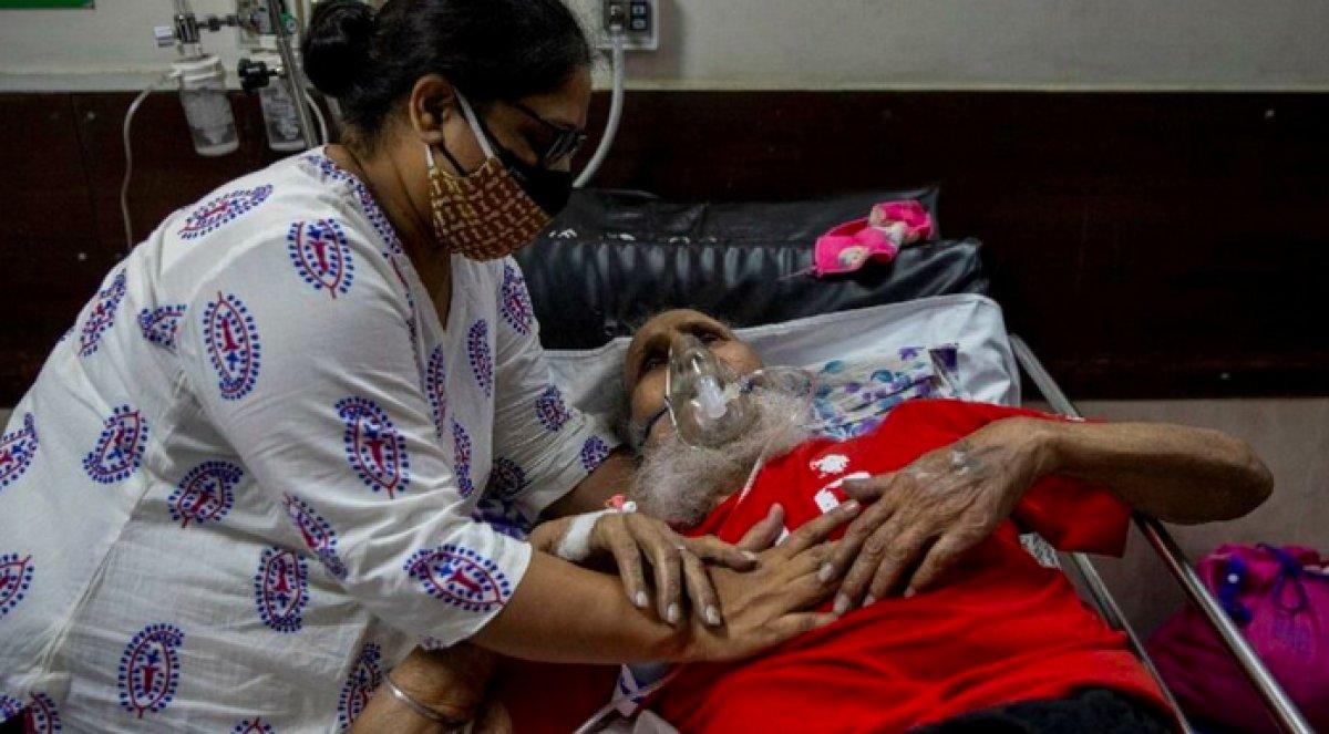 Hindistan da kara mantar vaka sayısı 40 bini geçti #4