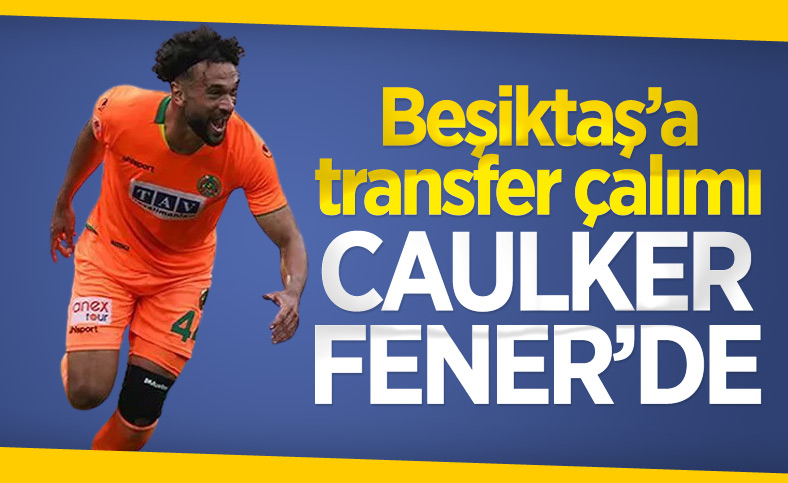 Fenerbahçe Steven Caulker ile anlaştı