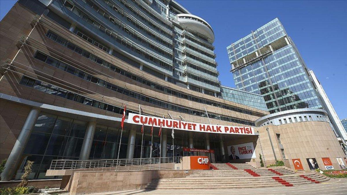 CHP de muhalif gruplar, partinin sağa doğru kaymasını eleştirdi #1