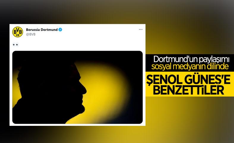 Dortmund'un paylaşımı Şenol Güneş'e benzetildi