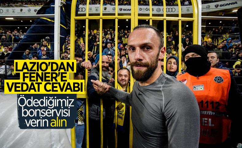 Lazio'dan Fenerbahçe'ye Vedat Muriç yanıtı