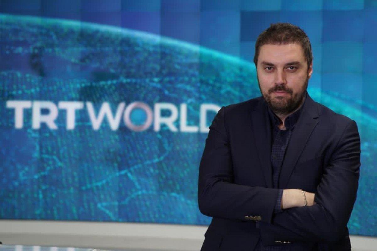 Erman Yüksel kimdir? TRT World ün Genel Yayın Yönetmeni Erman Yüksel in biyografisi #1