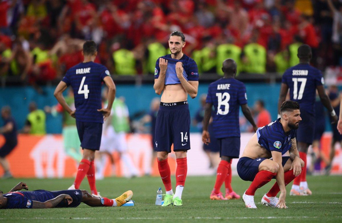 Fransa yı eleyen İsviçre çeyrek finalde #5