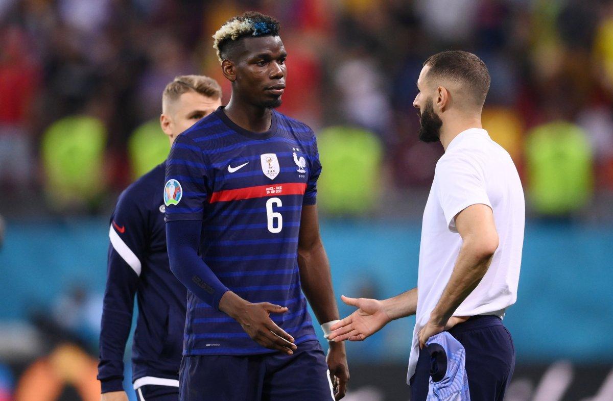 Fransa yı eleyen İsviçre çeyrek finalde #9