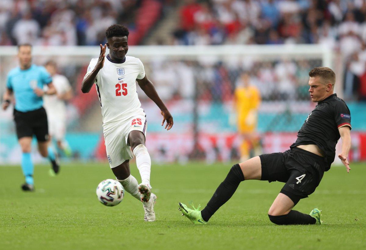 İngiltere, Almanya yı 2 golle geçti #3
