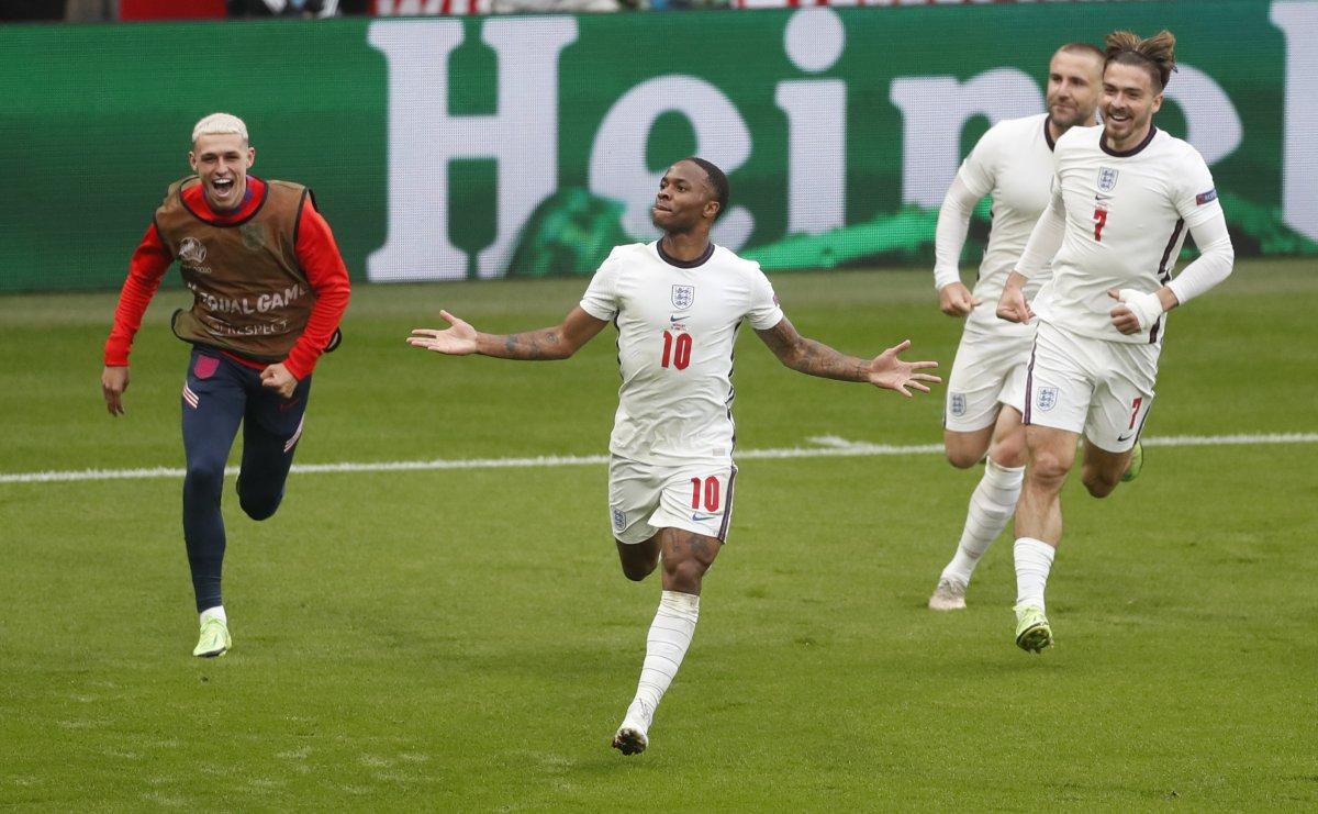 İngiltere, Almanya yı 2 golle geçti #10