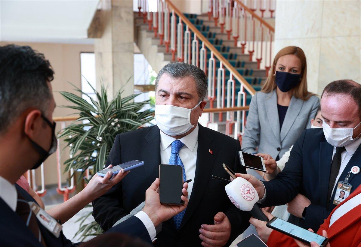 Fahrettin Koca: Şehir hastaneleri devletindir  #2