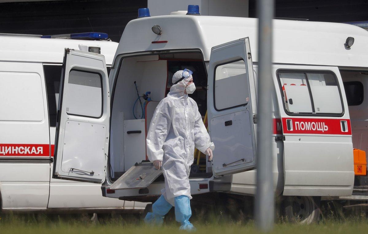 Rusya'da, 24 saatte 652 kişi koronavirüse yenik düştü  #1