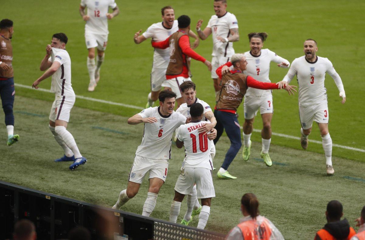 İngiltere, Almanya yı 2 golle geçti #11