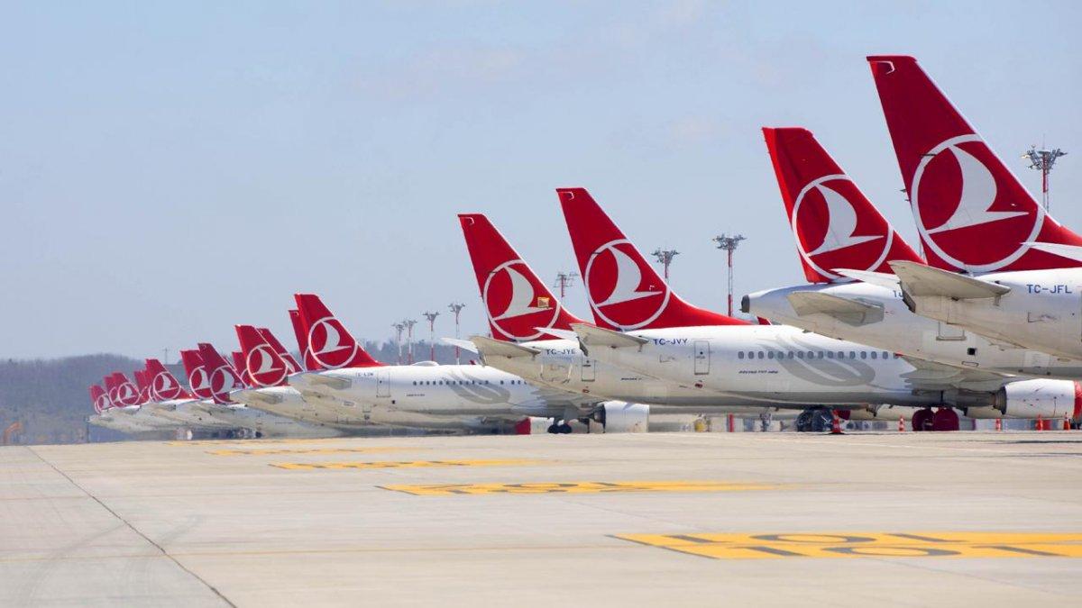 Türk Hava Yolları pandemiye rağmen zirvede #3
