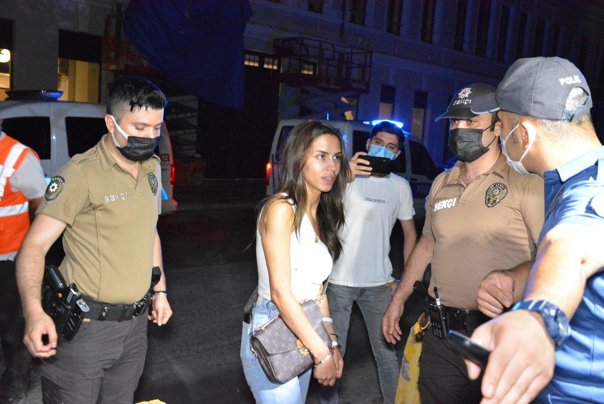 Oyuncu Ayşegül Çınar ın eski sevgilisi 7 si polis 12 kişiyi yaraladı #1
