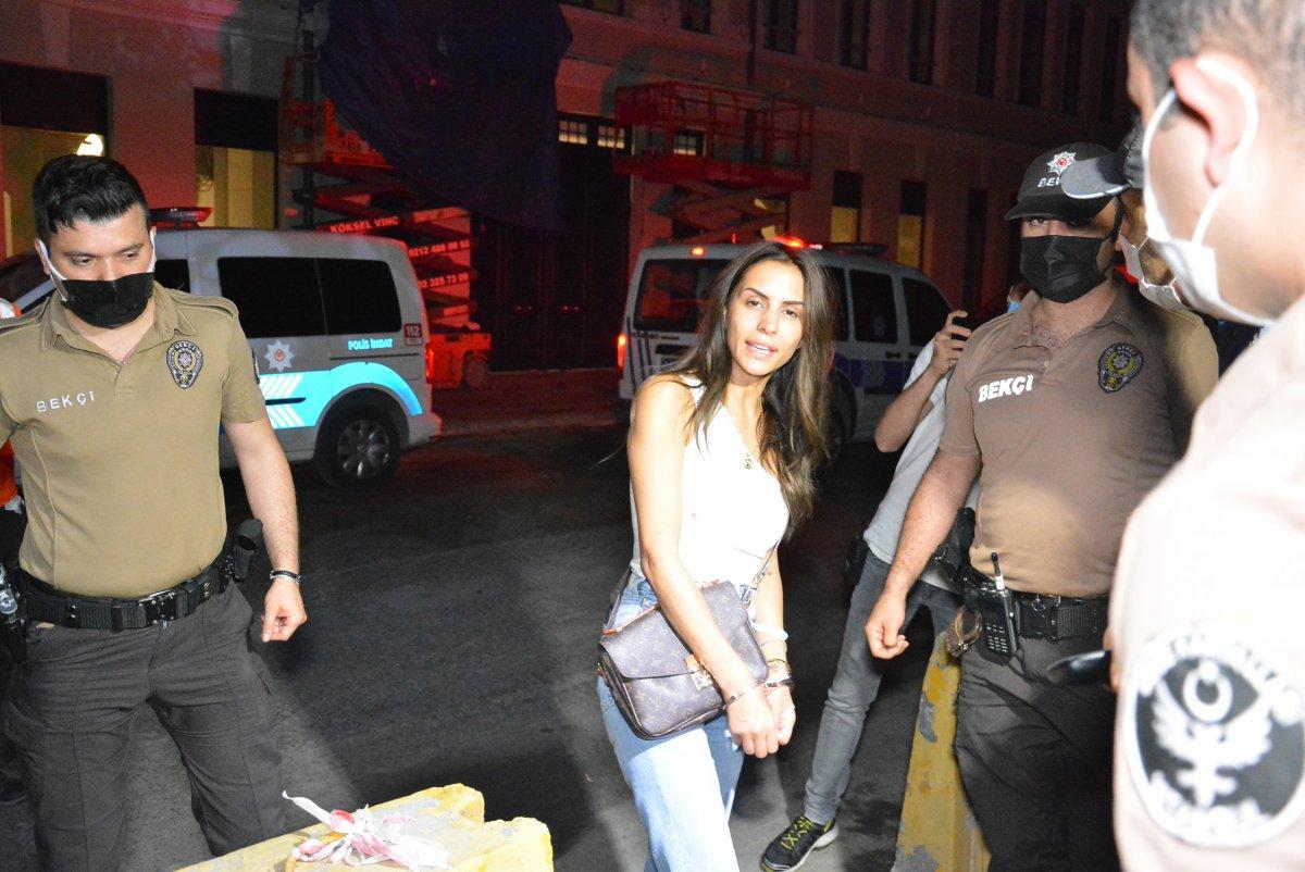 Oyuncu Ayşegül Çınar ın eski sevgilisi 7 si polis 12 kişiyi yaraladı #3