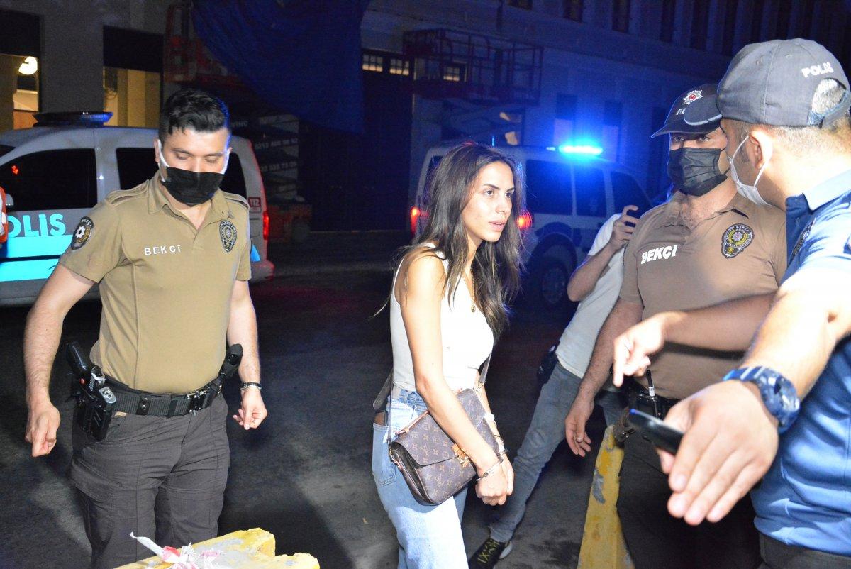 Oyuncu Ayşegül Çınar ın eski sevgilisi 7 si polis 12 kişiyi yaraladı #4