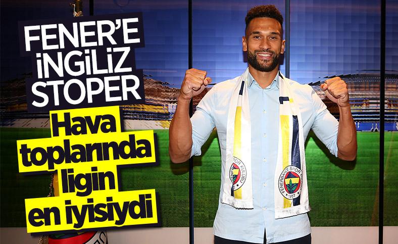 Fenerbahçe, Steven Caulker'ı duyurdu