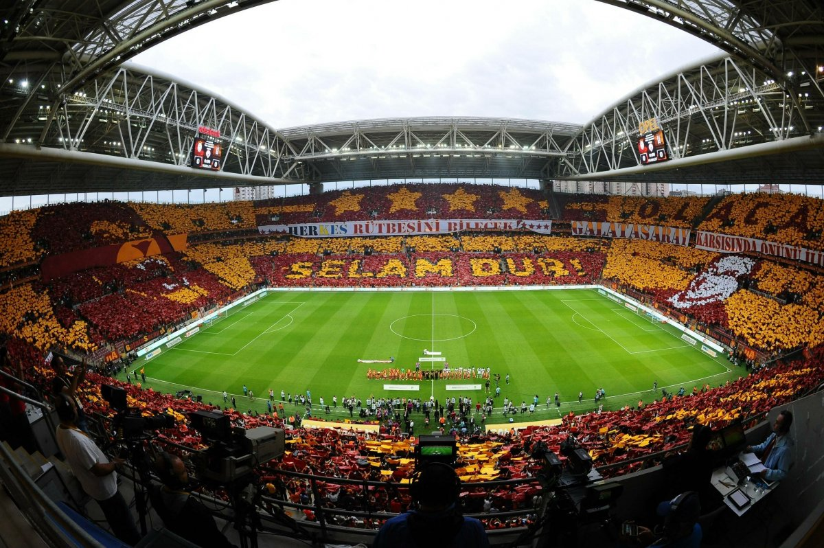 Galatasaray a yeni stat ismi sponsoru #2