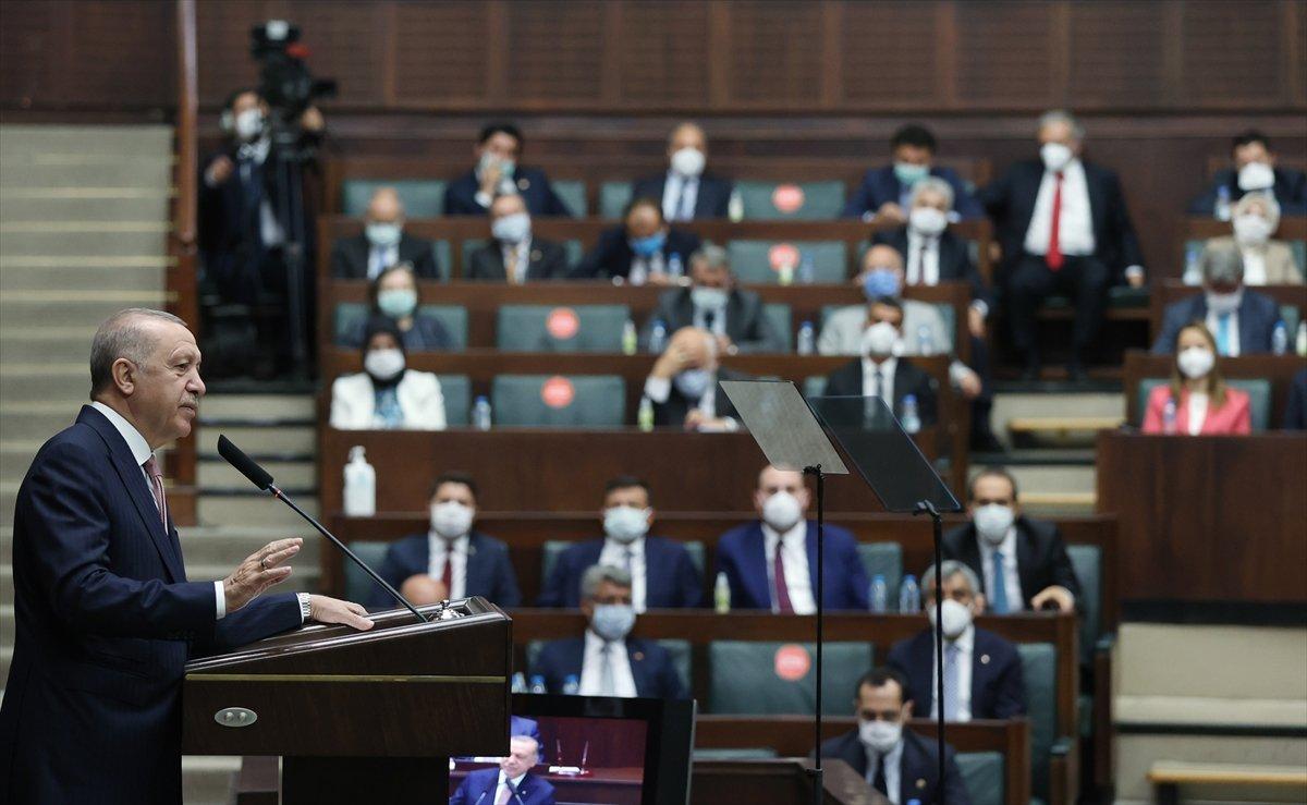 Cumhurbaşkanı Erdoğan dan, Katarlılara sınavsız tıp iddiasına tepki #3