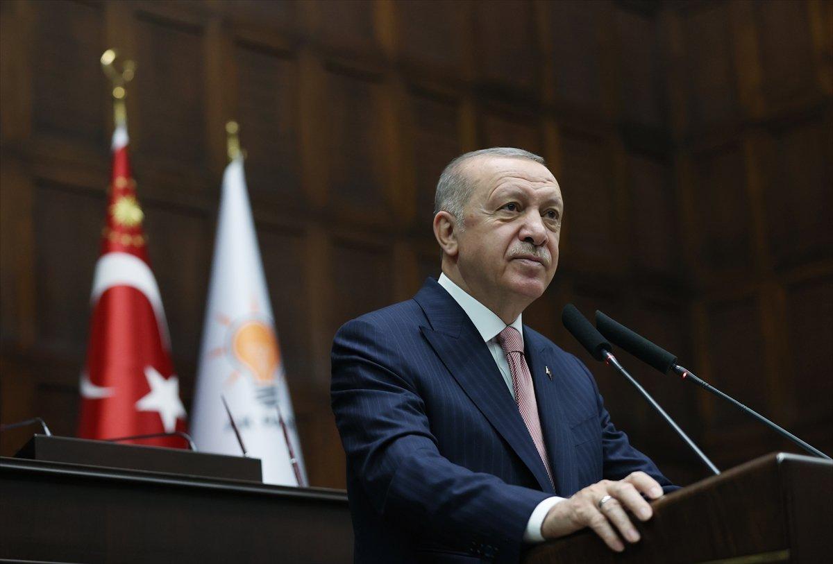 Cumhurbaşkanı Erdoğan dan, Katarlılara sınavsız tıp iddiasına tepki #2