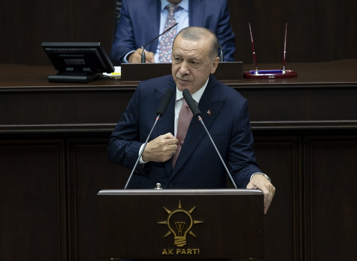 Cumhurbaşkanı Erdoğan dan, Katarlılara sınavsız tıp iddiasına tepki #1