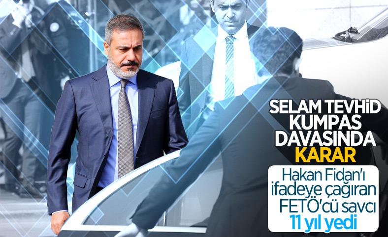 Selam Tevhid Kumpası davasında karar açıklandı