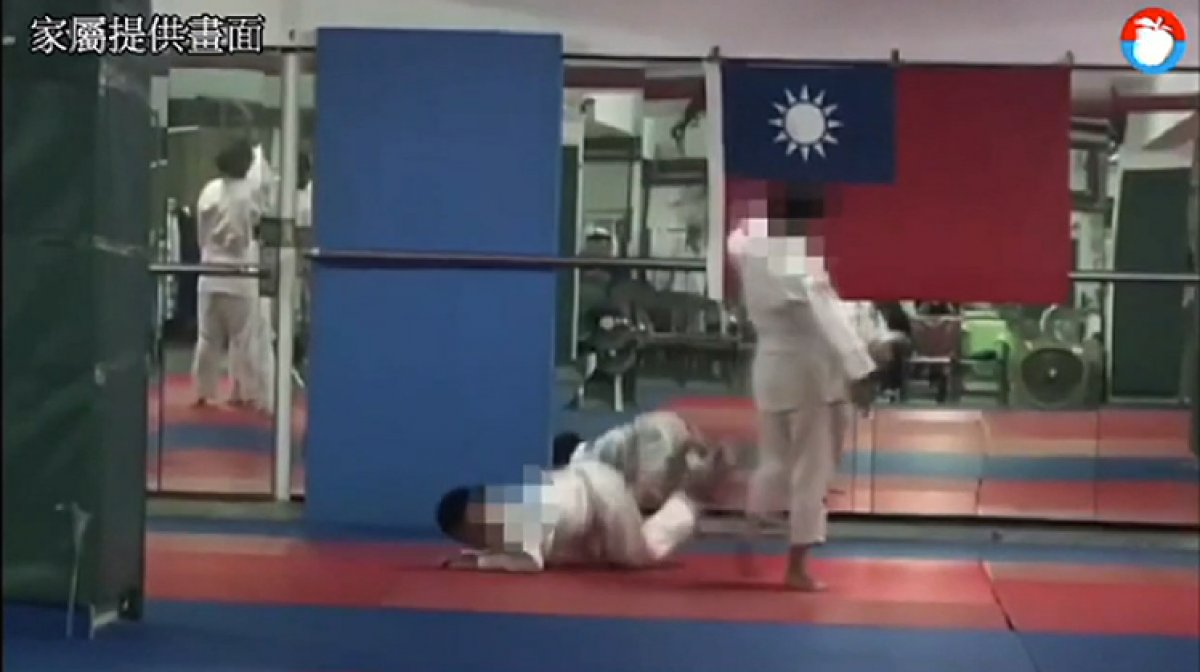 Tayvan da judo faciası: 27 kez yere düşürülen çocuk öldü #2