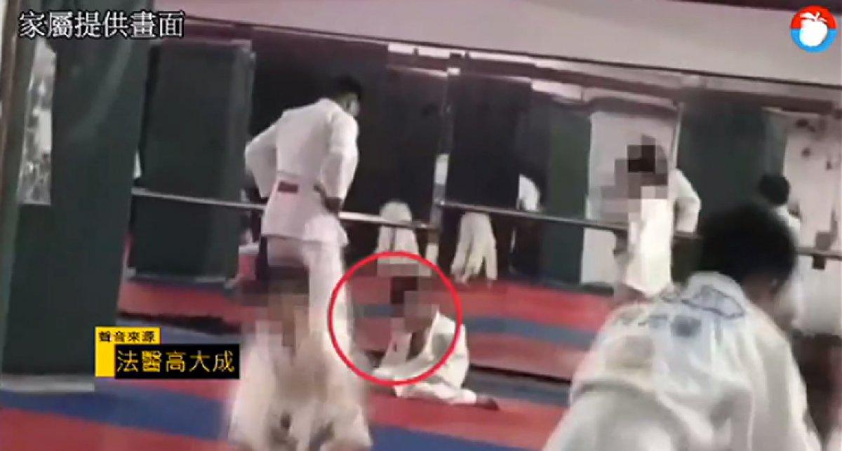 Tayvan da judo faciası: 27 kez yere düşürülen çocuk öldü #3
