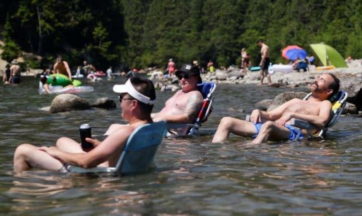 Kanada'da aşırı sıcaklar nedeniyle 34 kişi can verdi #3