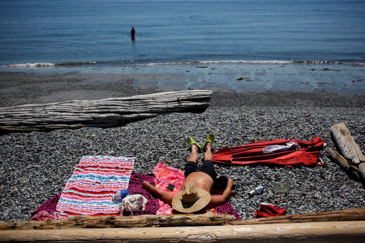 Kanada'da aşırı sıcaklar nedeniyle 34 kişi can verdi #2