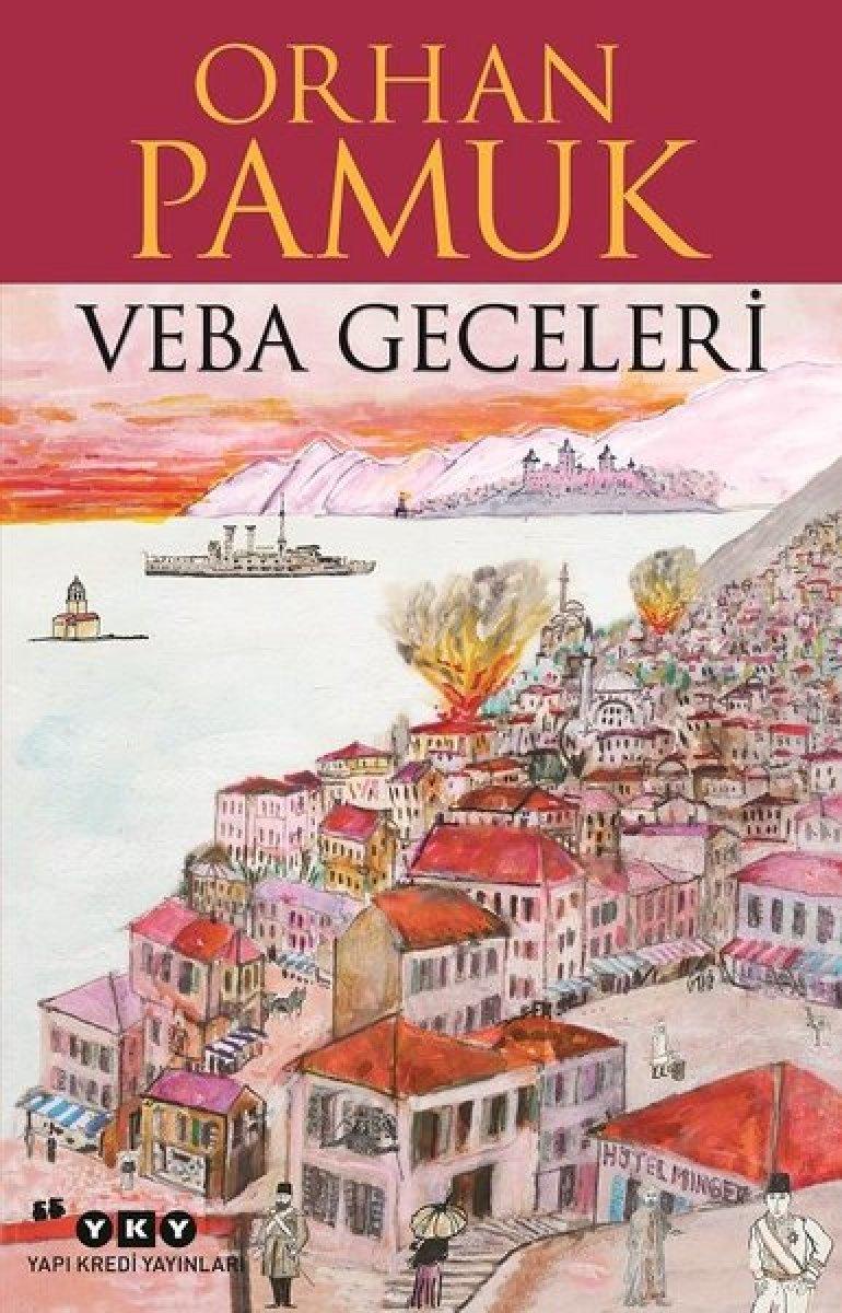 Dünyayı etkileyen salgını konu edinen kitaplar #3