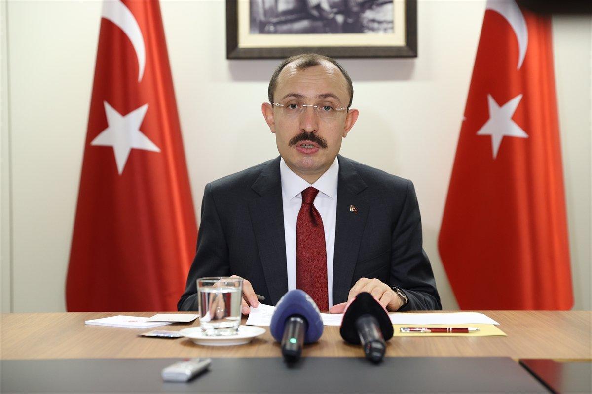 Mehmet Muş: Haziran ayı dış ticaret verilerinde rekor bir ihracat rakamı bekliyoruz #1
