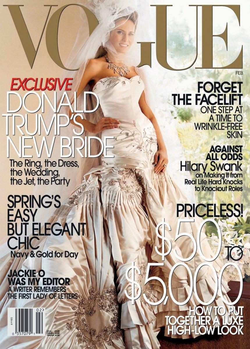 Vogue, Jill Biden ı kapağına taşıdı #2
