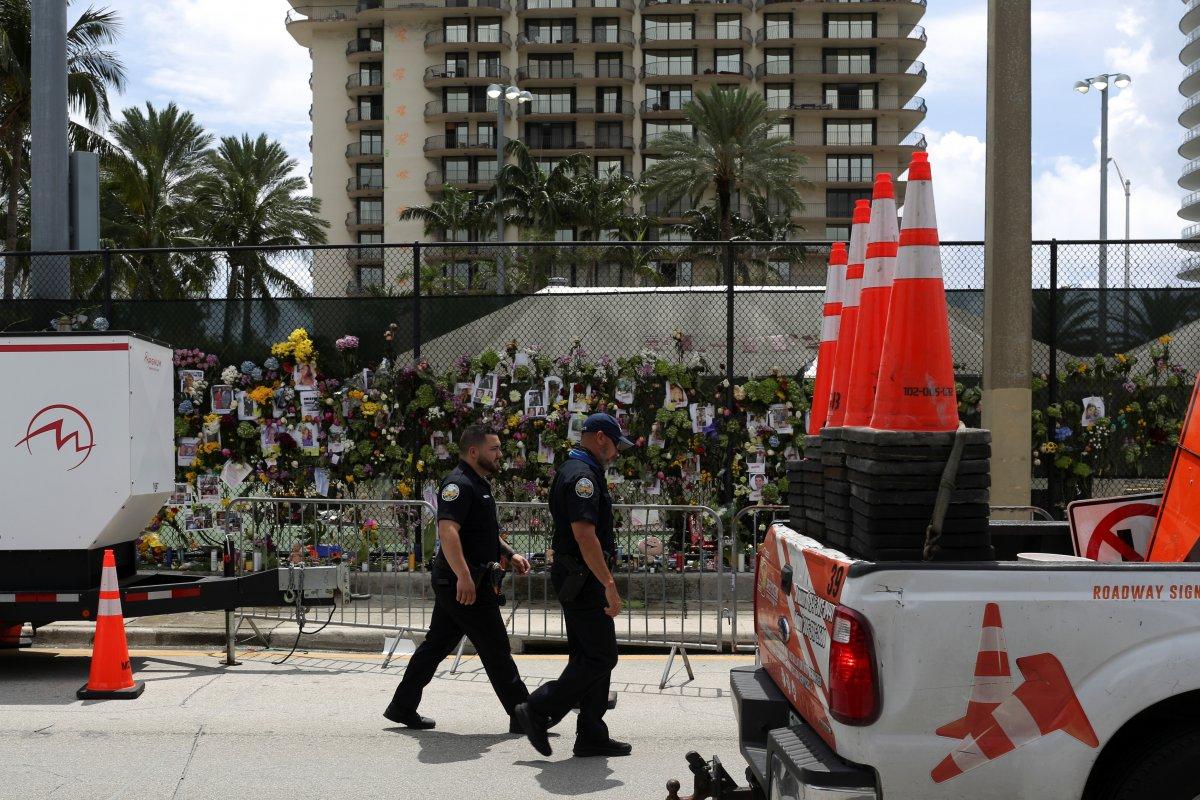 Miami de çöken 13 katlı binada ölenlerin sayısı artıyor #5