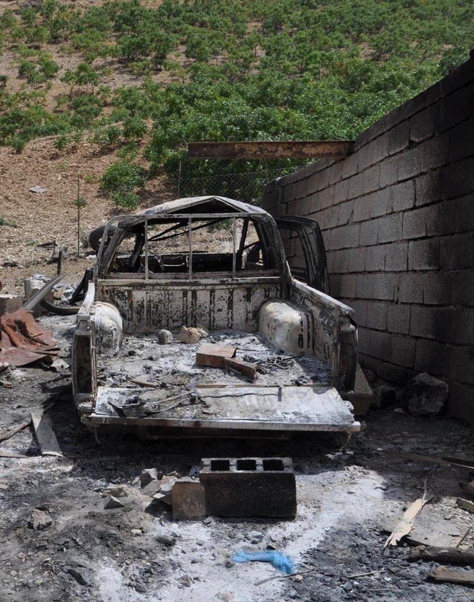 MİT in Irak ın kuzeyindeki operasyonunda iki terörist etkisiz hale getirildi #3