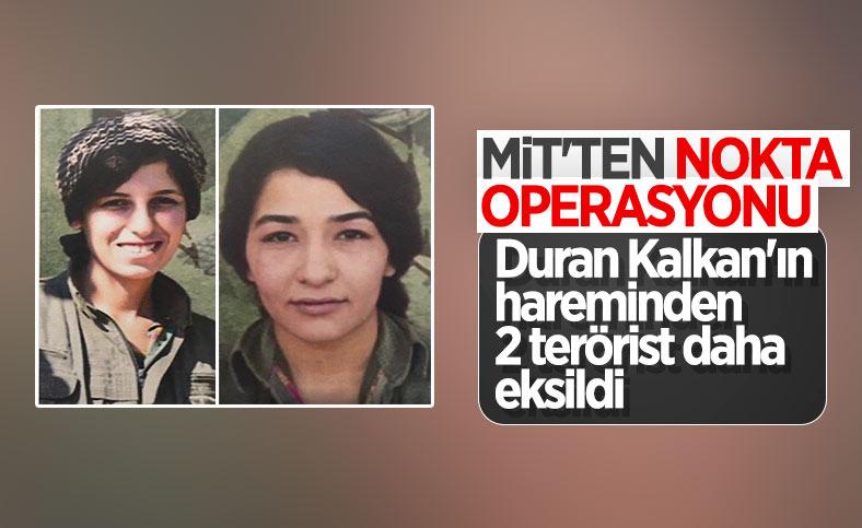 MİT'in Irak'ın kuzeyindeki operasyonunda iki terörist etkisiz hale getirildi