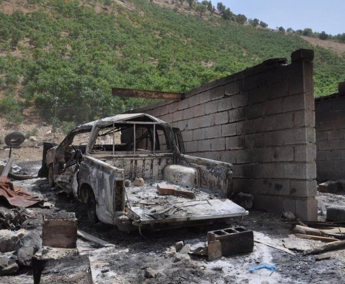 MİT in Irak ın kuzeyindeki operasyonunda iki terörist etkisiz hale getirildi #2