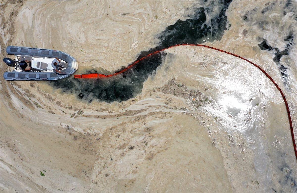 Murat Kurum: 22 günde 8 bin 867 metreküp müsilaj temizlendi #3