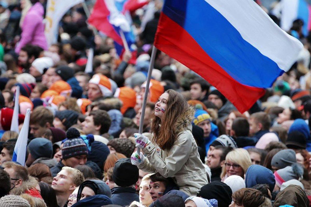 Ukrayna: Rusya ile tek millet değiliz #1