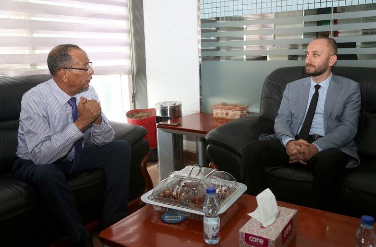Türkiye ile Sudan arasında tarım alanında iş birliği #1