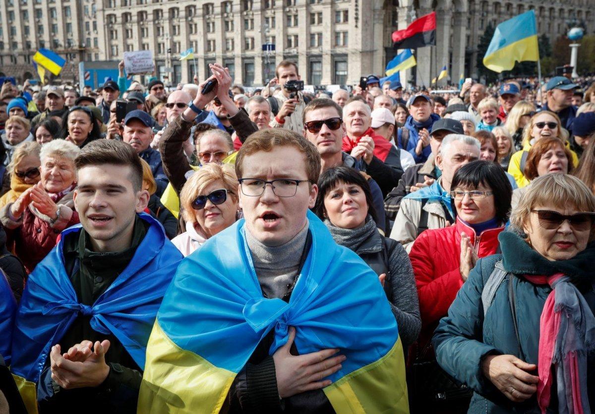 Ukrayna: Rusya ile tek millet değiliz #2