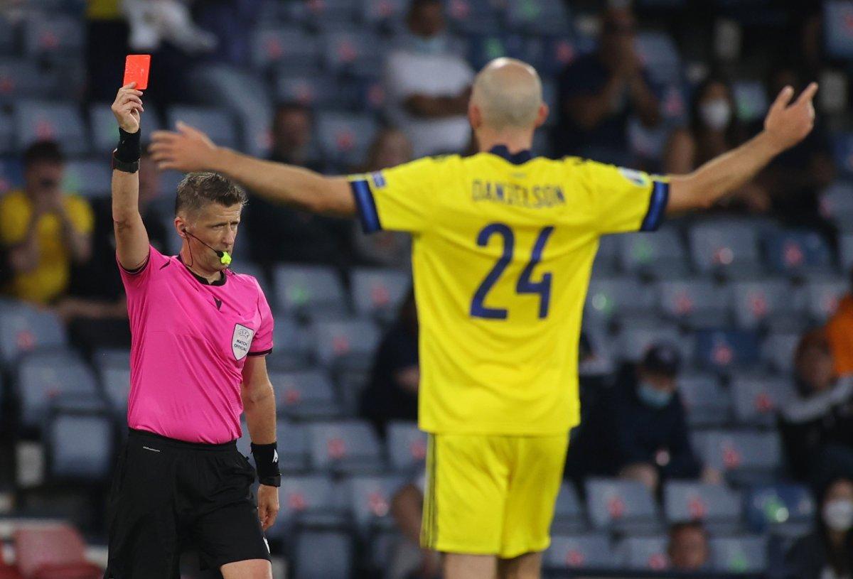 İsveç'i uzatmalarda 2-1 mağlup eden Ukrayna çeyrek finalde #2