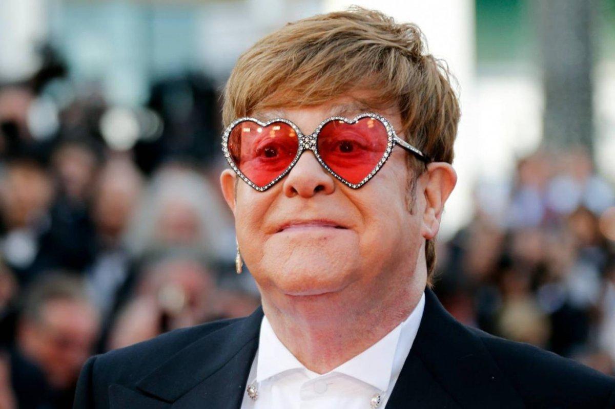 Elton John veda turnesine çıkıyor #1