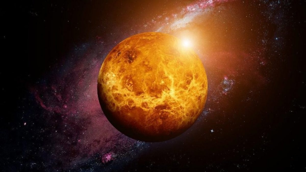 Yeni bulgular, Venüs te yaşama işaret ediyor #1