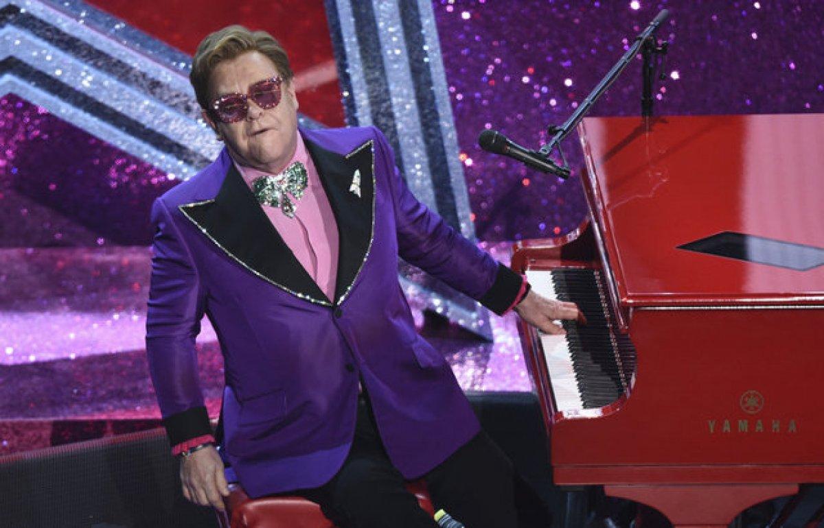 Elton John veda turnesine çıkıyor #2
