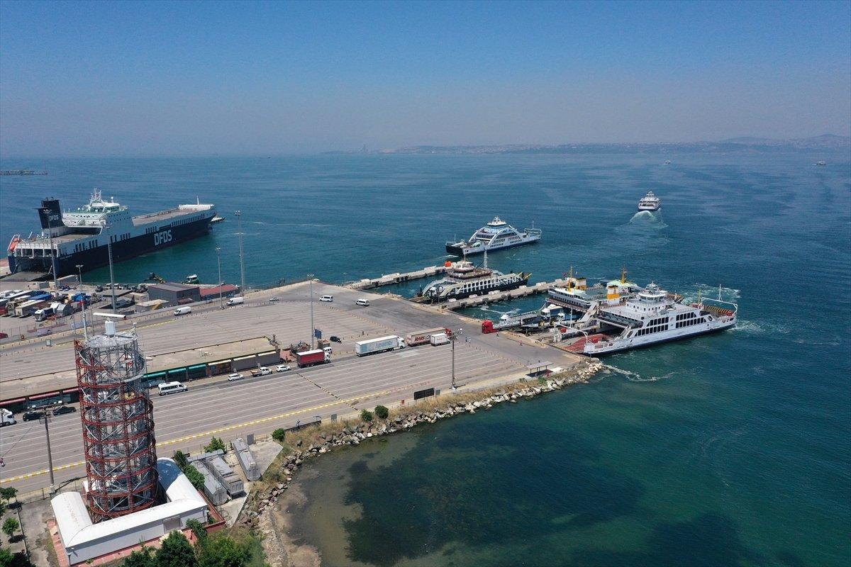 Murat Kurum: 9 bin 394 metreküp müsilaj temizlendi #12