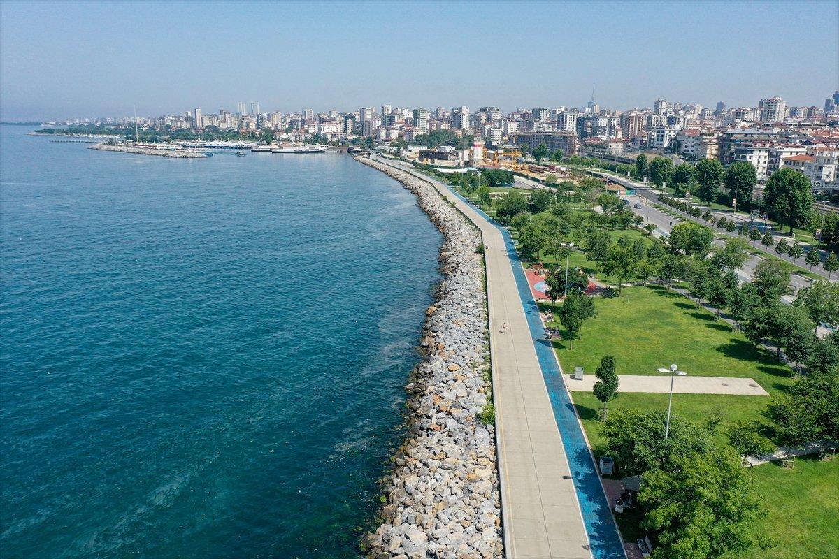 Murat Kurum: 9 bin 394 metreküp müsilaj temizlendi #4