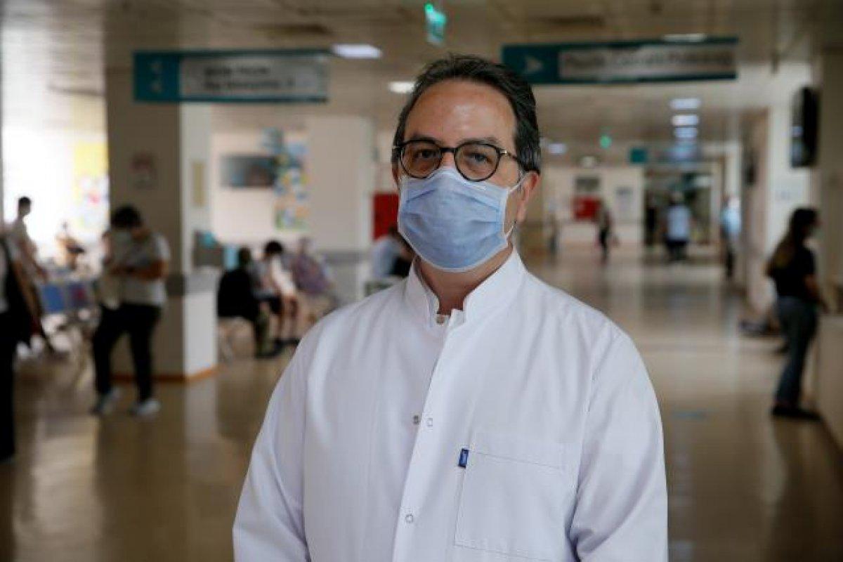 Bilim Kurulu Üyesi Dr. Alper Şener den 3. doz açıklaması #2