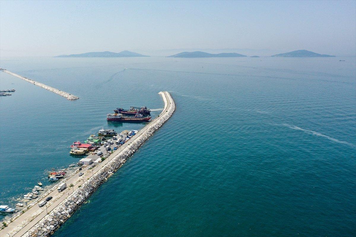 Murat Kurum: 9 bin 394 metreküp müsilaj temizlendi #7