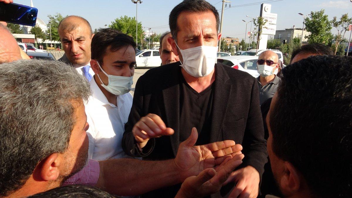 Evlat nöbeti tutan ailelerden CHP'li vekile sert tepki #4