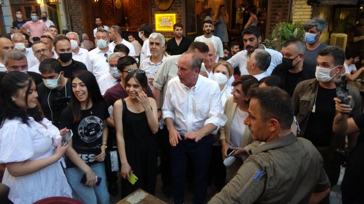 Muharrem İnce den Kılıçdaroğlu na televizyona çıkma teklifi #4