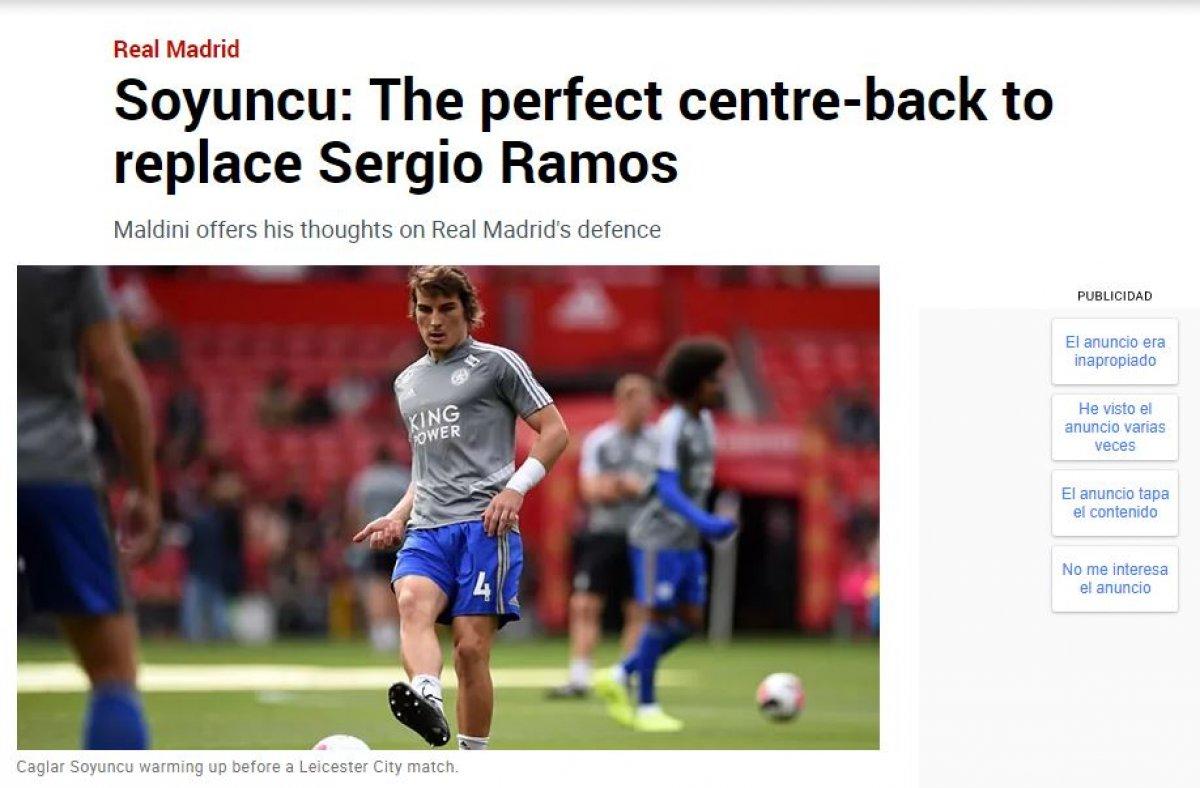 Real Madrid in hedefinde Çağlar Söyüncü var #2