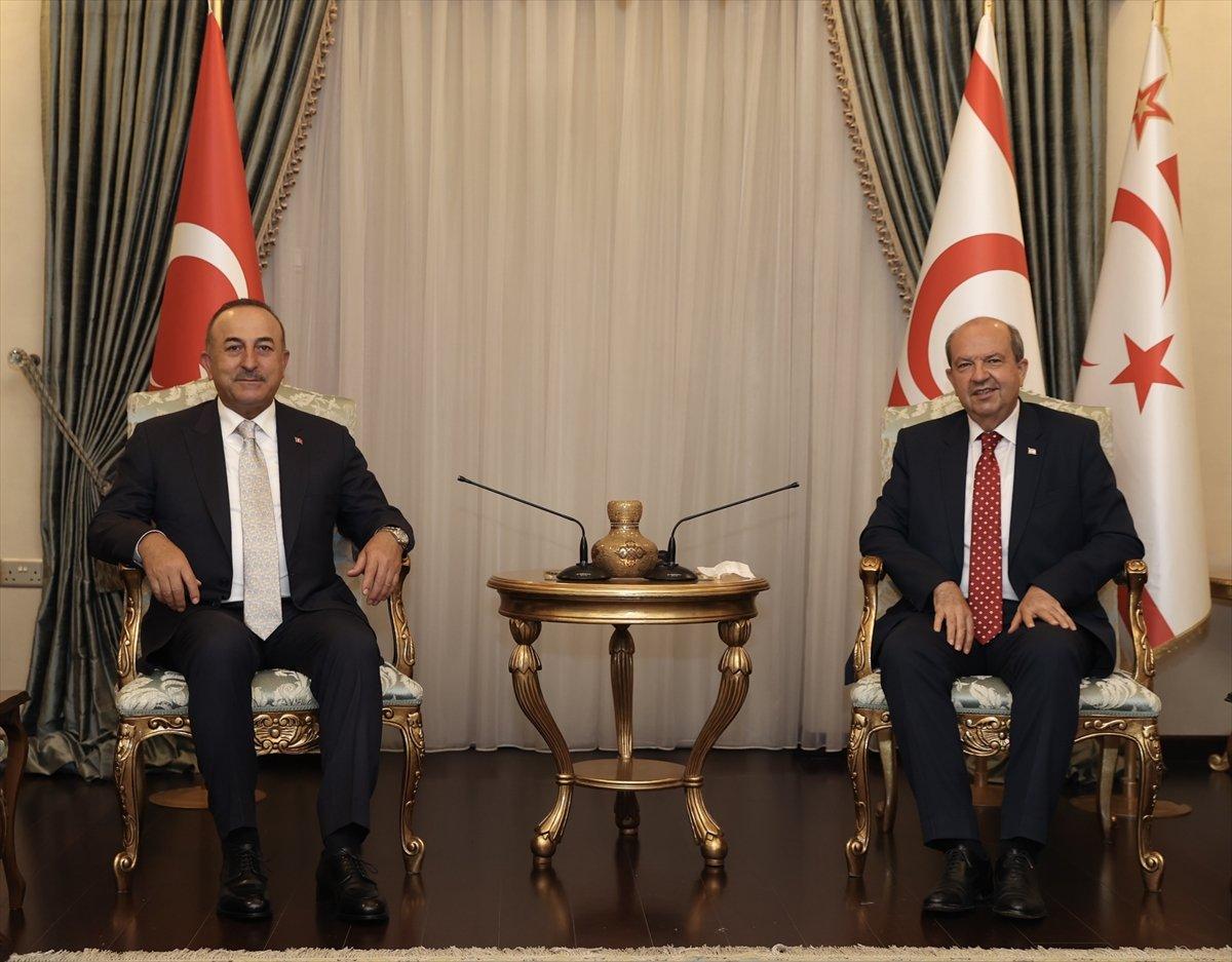 Ersin Tatar: Türkiye, garantör ülke #2